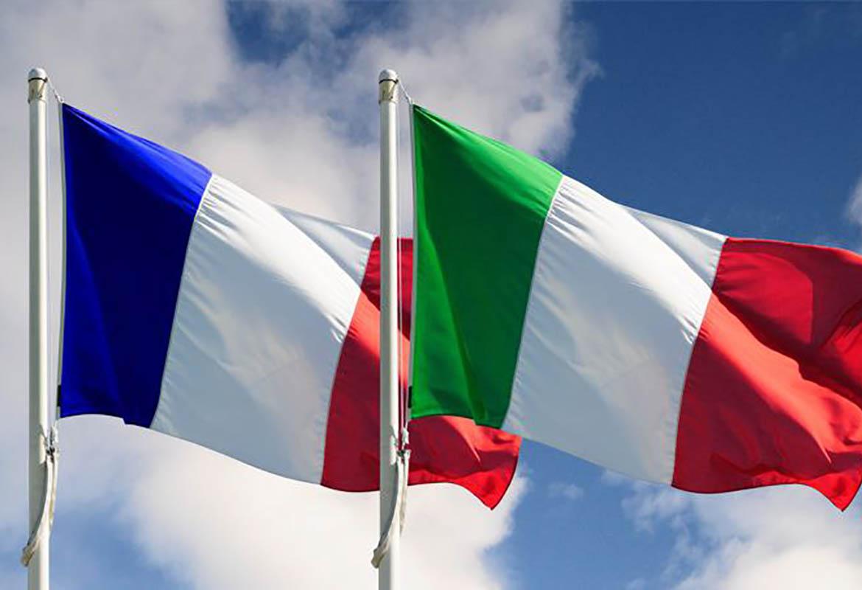 Итальянский + Французский